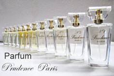 The Prudence Paris range includes 29 perfumes for women, for madamoiselle, for men and even one for dogs – the type of pampered petit chiens you see dining at local brasseries. The earliest edition was created in 2005 and the newest is from 2015. The nose who worked on the fragrances is Prudence Kilgour. #prudence #prudenceparisparfum #prudenceparis #prudence #niche #nicheperfume #newperfume