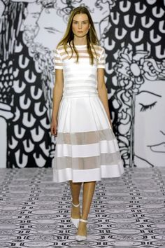 The Style Examiner: Jaspen Conran Spring/Summer 2014: of songs of innocence and of experience