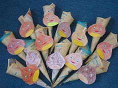 Sugar, Faces, Popular, Halloween, Diy, Fall Preschool, Popsicle Sticks, Sint Maarten, Crafts