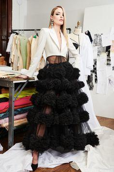 Christian Siriano, Fashion Line, White Fashion, Fashion Show, Fashion Design, Couture Fashion, Runway Fashion, Autumn Winter Fashion, Spring Fashion