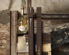 The Glass Calendar by Hubert le Gall. Ruinart Blanc de Blancs in Murano.