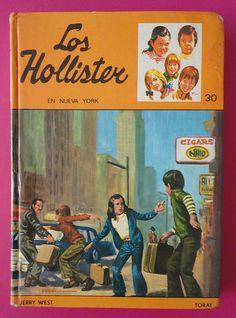 Vintage 'The Happy Hollisters' book / Libro de la coleccion 'Los Hollister' | Flickr - Photo Sharing!