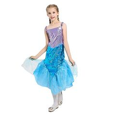 2020 LOLANTA Little Girls Halloween Mermaid Costume Princess Sequins Dress with Tail and more Fantasy Costumes for Girls, Girl's Halloween Costumes, Mermaid Costumes for Girls for Girls Mermaid Costume, Mermaid Halloween Costumes, Little Girl Halloween, Halloween Kids, Princess Costumes, Girl Costumes, Little Mermaid Dresses, Cosplay Dress, Little Princess
