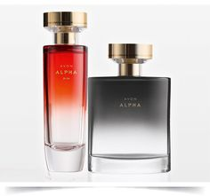 Avon Alpha for Her and Him