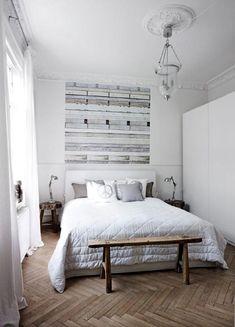 70+ Cozy Scandinavian Bedroom Ideas