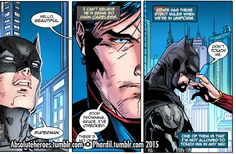 """absoluteheroes: """"Comic Panel teasers for my Superbat Comic. I've been inspired by a lot of professional artists and I'm hoping to get better at…"""
