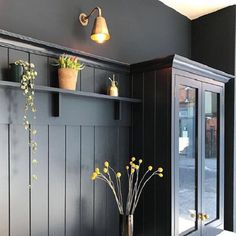 Club Wall Light in Antiqued Brass featured by Blackstone Kitchens Kitchen Design Gallery, Handmade Kitchens, Countertops, Locker Storage, Wall Lights, Shelves, Cabinet, Interior Design, Furniture