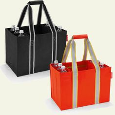 The slim, compact profile of the Reisenthel Cityshopper is ideal ...