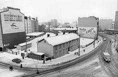 Vuonna 1971 Kurvissa oli tilaa.
