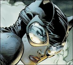 "Catwoman. jim lee's ""hush"" catwoman is my all time favourite catwoman image."