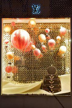 Louis Vuitton Balloon Windows