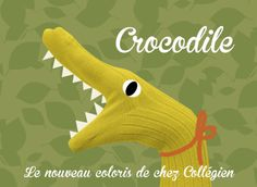 """A new deliciously beautiful colour!  The new colour """"CROCODILE"""" is available now!  You won't resist this new modern, stylish colour! It's the season must-have colour! Knee-high, ankle socks or tights, everyone in the family can wear the """"crocodile"""" colour!"""