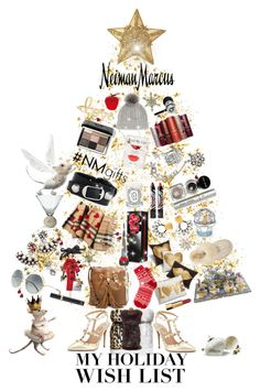 """The Holiday Wish List With Neiman Marcus: Contest Entry"" by cjfdesign ❤ liked on Polyvore featuring Chloé, DANNIJO, Neiman Marcus, Christian Lacroix, Christian Louboutin, Bobbi Brown Cosmetics, Burberry, Michael Kors, Diptyque and Jonathan Adler"