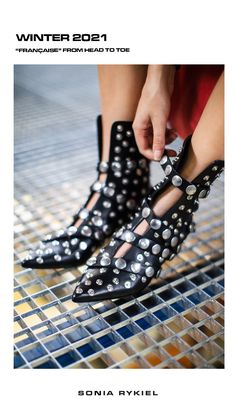 Sonia Rykiel, Fashion Advice, Warehouse, Heels, Boots, Places, Style, Studded Leather, Skirt