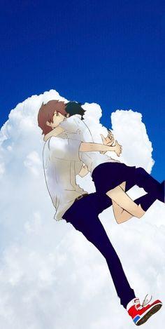 Toki wo Kakeru Shoujo (The Girl Who Leapt Through Time ) Image - Zerochan Anime Image Board Sad Anime, I Love Anime, Awesome Anime, Studio Ghibli, Manga Art, Manga Anime, Anime Art, Anime Films, Anime Characters