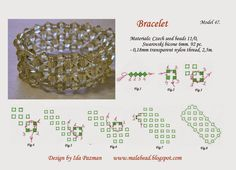 MalaBead: free beading patterns
