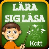 lära sig läsa, app