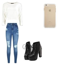 """""""Cute outfit"""" by fungiral on Polyvore featuring Lipsy"""