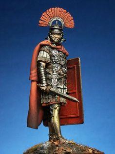 Cato the Elder as a commander of 3000 men as the praetor of Sardinia.