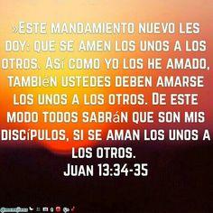 Juan 13:34-35