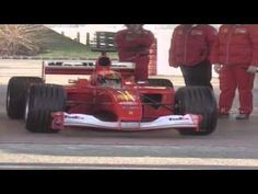 MICHAEL SCHUMACHER RED BARON THE PAL mov - YouTube