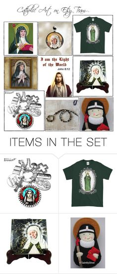 Great #religious #gift ideas from the best #Etsy Sellers inspired by Saint #Bridget of #Sweden.  #Catholic #Art on Etsy Team.  Visit the team page: https://www.etsy.com/teams/29607/catholic-art-on-etsy  And Terry's Etsy Store: https://www.etsy.com/shop/TerryTiles2014