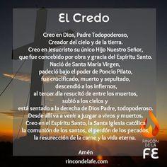 Our Father Prayer, God Prayer, Prayer Quotes, World Quotes, Time Quotes, Catholic Prayers In Spanish, Marriage Prayer, Catholic Religion, Beautiful Prayers