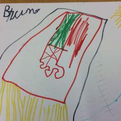 17 de junio de 2017. Napkins, Shells, Drawings, Dinner Napkins