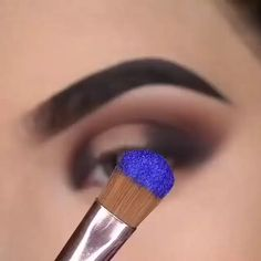 Soft Eye Makeup, Bridal Eye Makeup, Eye Makeup Steps, Makeup Eye Looks, Eye Makeup Art, Makeup Set, Smokey Eye Makeup, Eyeshadow Makeup, Makeup Brushes