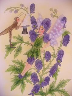 Aconite Faerie by ??