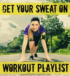 We love themed workout playlists up in here. Having a theme can be fun, and it's a sure-fire way to …