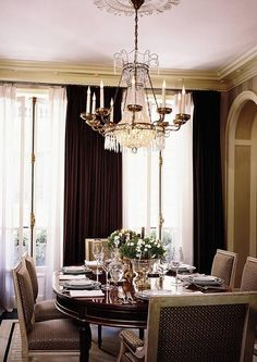 20 Of The Most Beautiful Dining Room Chandeliers  Chandeliers Alluring Crystal Dining Room Chandeliers Decorating Inspiration