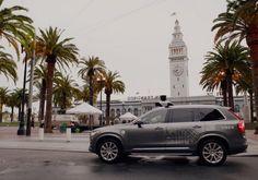 Uber pulls its self-driving cars from San Francisco's roads after DMV revoke vehicles' registrations