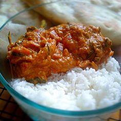 レシピとお料理がひらめくSnapDish - 6件のもぐもぐ - Chicken tikka with rice and naan by Fe's kitchen