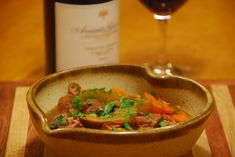 Slow cooker recipe: Lamb or beef stew (paleo and AIP diet friendly) - TaylorEason.com: Wine, Food and Recipes