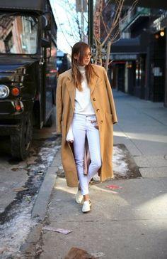 ロングコートのコーディネート (レディース)| FashionLovers.biz