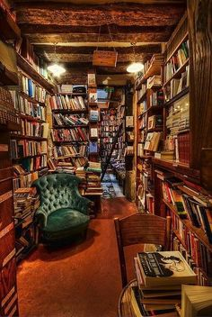 steampunk home decor | Steampunk Dream Home Decor / Perfect little book room! I'd never come ... ~ Great pin! For Oahu architectural design visit http://ownerbuiltdesign.com