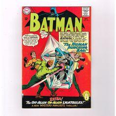 BATMAN (v1) #174 Grade 6.0 Silver Age DC! Gorgeous Infantino cover art!  http://www.ebay.com/itm/BATMAN-v1-174-Grade-6-0-Silver-Age-DC-Gorgeous-Infantino-cover-art-/291350186235?roken=cUgayN&soutkn=wo6KWB