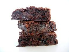 Chewy Chocolate Brownies Olivia Recipes