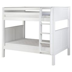 Camaflexi Panel Headboard Twin over Twin Bunk Bed