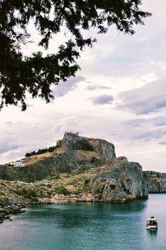 Lindos, Rhodes Greece #rhodes #greece #greekislands See more http://www.love4weddings.gr/en/romantic-wedding-rhodes-photoshoot-by-pahountis-photography/
