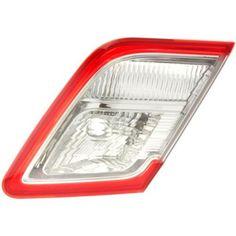 2010-2011 Toyota Camry Tail Lamp RH,Inner,Lens & Housing,Exc. Hybrid Model