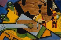 Maestros del cubismo: Juan Gris | Trianarts