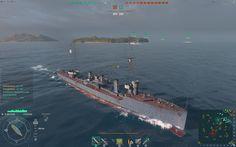World of Warships | Красный капитан #6 - Дерзкий, но невезучий