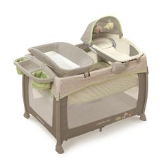 Sweeties Giveaway: Chance to WIN an InGenuity Deluxe Playard with Dream Centre (Ends 3/26)
