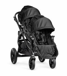 The Baby Jogger City Select Double stroller can be just about any stroller you need as your family grows. Start with it as a single stroller, attaching an infant car seat or a bassinet. The City Selec