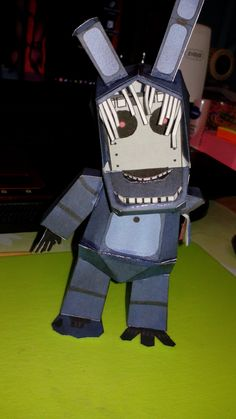 Withered Bonnie from #FiveNightsatFreddys2 #fnaf2 #fnaf