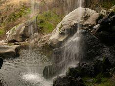 Cascada El Pozo de los Humos.