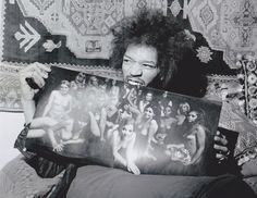 Jimi Hendrix's Electric Ladyland