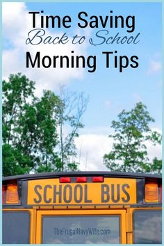 Check out these time-saving back-to-school morning tips! You will love knowing how you can save time in the mornings with your kids! #backtoschool #frugalnavywife #momtips #timesavingtips | Going Back to School | Fall School Tips | Save Time | Routine Hacks | Back to School Hacks Kids Clothes Organization, Back To School Organization, Organization Hacks, Organizing Tips, Homeschool Kindergarten, Homeschool Curriculum, Clever School, New School Year, School Tips